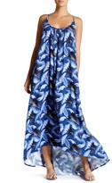 Mikoh Swimwear Biarritz Double Scoop Maxi Dress