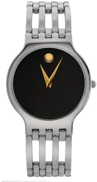 Movado Esperenza 89 19 861 Stainless Steel 33mm Mens Watch