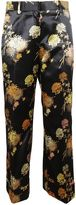 Dries Van Noten Poiretti Floral Print Trousers