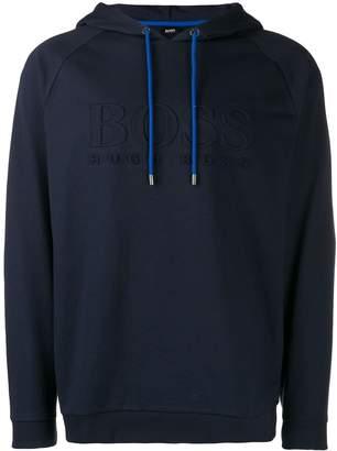BOSS drawstring hoodie
