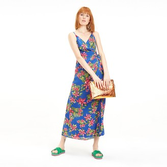 Tommy Hilfiger Floral Wrap Dress