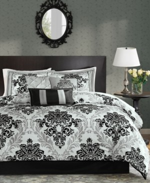 Madison Home USA Bella 7-Pc. Queen Comforter Set Bedding