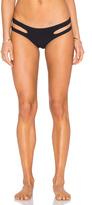 Sauvage Aurora Cutout Bikini Bottom