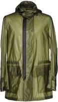 Y-3 Overcoats - Item 41736276