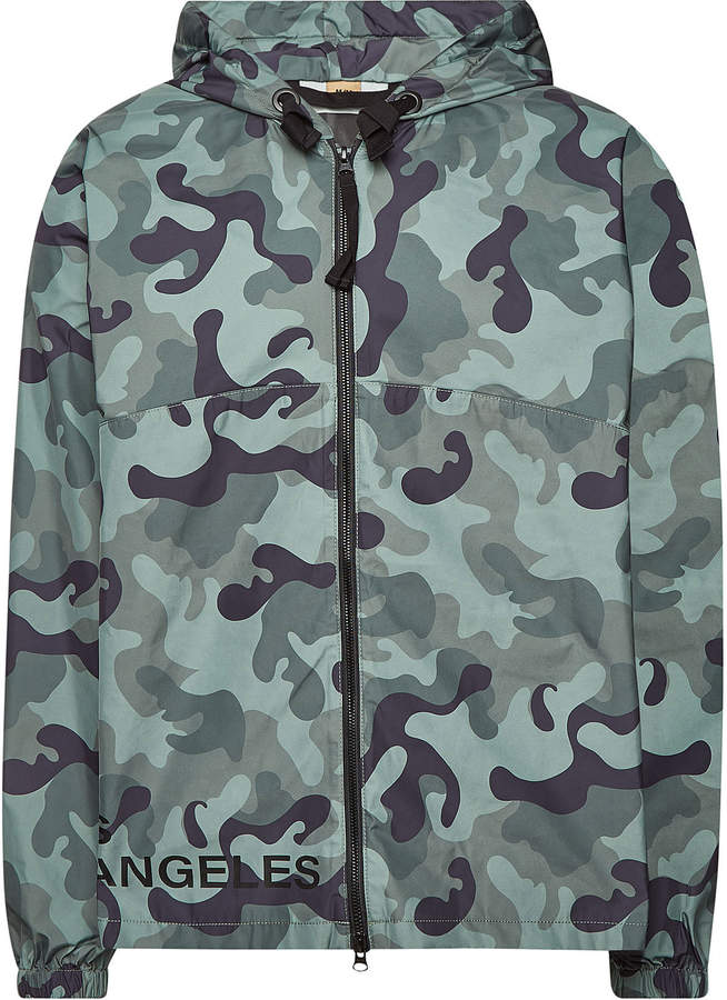 765479cff67f0 Mens Fitted Camouflage Jacket - ShopStyle Australia