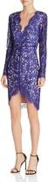 Style Stalker Stylestalker Adelie Lace Long Sleeve Dress