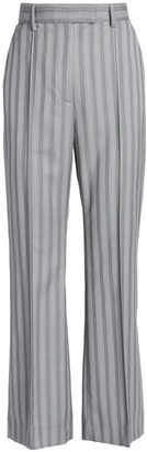 Acne Studios Pinstripe Trousers