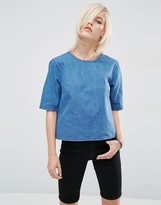 Asos Denim T-Shirt