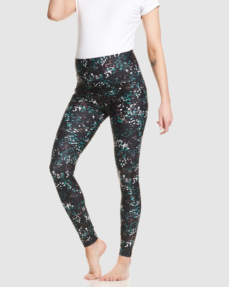 Soon Sage Overbelly Active Leggings