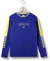 Armani Junior Long-sleeve t-shirt