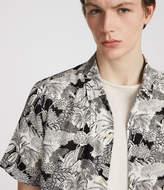 AllSaints Mauna Short Sleeved Shirt