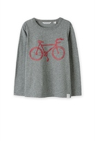 Country Road Bike T-Shirt