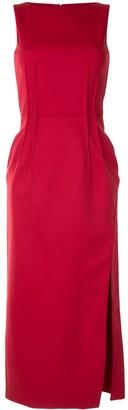 Altuzarra Ethel pleat-detailing dress