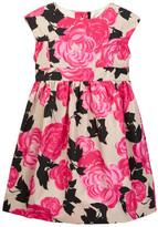 Milly Minis Bow Back Capsleeve Dress (Little Girls)