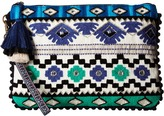 Steven Arya Embroidered Clutch