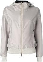 Herno reversible hooded jacket - women - Polyamide/Polyester/Spandex/Elastane - 40