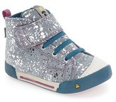 Keen Infant Boy's 'Encanto Scout' High Top Sneaker