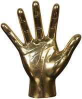 Noir 9 Open-Hand Figurine Gold