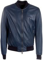 Dolce & Gabbana Leather Bomber