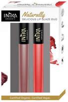 Inika Naturally Delicious Lip Glaze Duo
