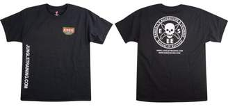 Luxury Home Training T-Shirt Short Small, Black, SM T-SHIRT S Multi-Colored