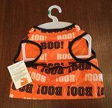 Martha Stewart Dog Halloween Costume 'boo' Size L Apparel Orange