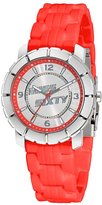 Miss Sixty SIJ003 40mm Stainless Steel Case Red Steel Bracelet Mineral Men's Watch