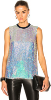 3.1 Phillip Lim Sequin Shell Top