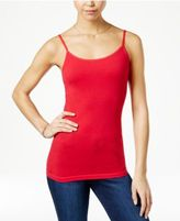 Planet Gold Juniors' Scoop-Neck Tank Top