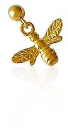 Daixa Somed Mini Bee Gold Earring