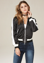 Bebe Reversible Bomber Jacket