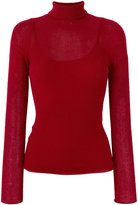 Max Mara turtleneck jumper