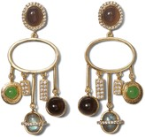 Sole Society Updated Mobile & Statement Drop Earrings