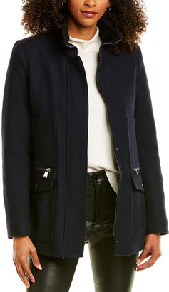 Pendleton Timberline Short Wool-Blend Coat