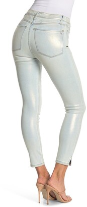 Black Orchid Kate Super High Rise Glimmer Jeans