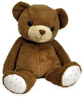Cloud b Hugginz Large Bear Plush in Brown