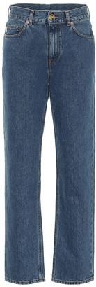 BLAZÉ MILANO Nariida Paso high-rise jeans