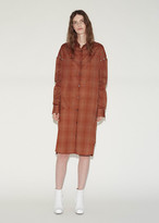 Aalto Eyelet Shirt Dress