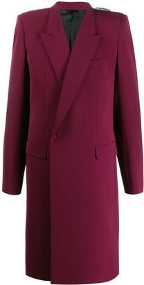 Balenciaga 80s Shoulder Coat