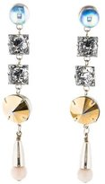 Fenton Crystal Drop Earrings