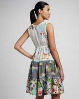 Johnny Was Collection Multi-Tier Sun Dress