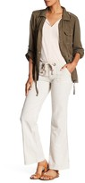 Sanctuary Drawstring Linen Blend Beachcomber Pant