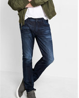 Express slim leg slim fit jean