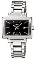 Casio Women's Core LTP1332D-1A Stainless-Steel Quartz Watch