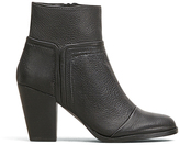 Kenneth Cole Natalie Pebbled Leather Bootie