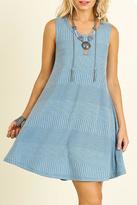Umgee USA A Line Dress