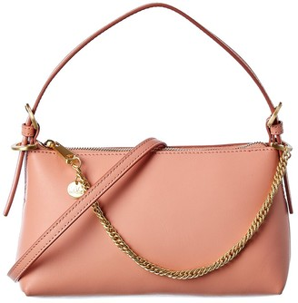 ZAC Zac Posen Zip Top Leather Crossbody