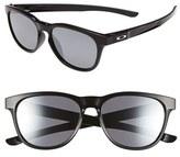 Oakley Men's 'Stringer' 55Mm Sunglasses - Black