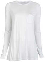 Alexander Wang Classic Long Sleeve T-shirt