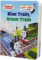 Thomas & Friends Blue Train, Green Train (Board Book)